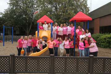 Professional Early Childhood Child Care Staff East Aurora