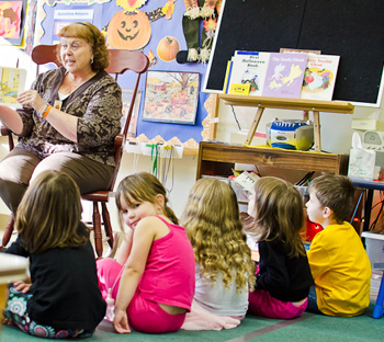 Sunshine Preschool Reading Program
